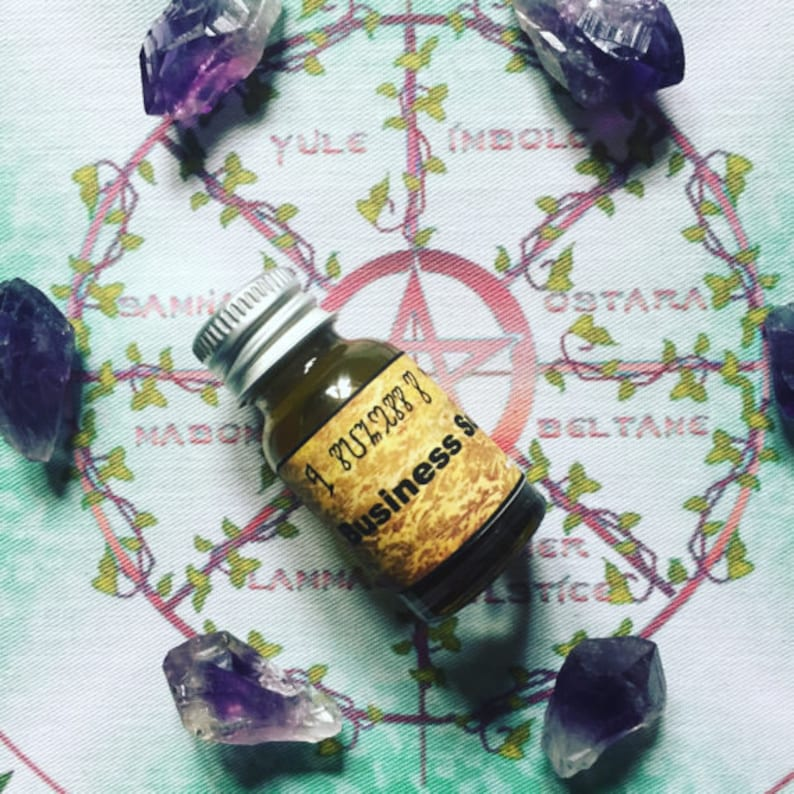 Come and get me oil - Magick Oils•Ritual Oil•Anointing Oil•Magic  oil•hoodoo-voodoo