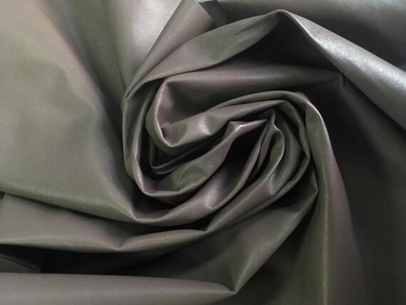 En cuir marron, matière en tissu cuir véritable marron cacao, marron cuir d'agneau, tissu en en cuir de mouton, tissu brun, peau, peau, prune, truffe, 7, 0. 5 mm f39823