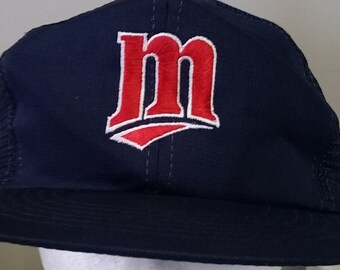 Vintage Minnesota Twins Hat