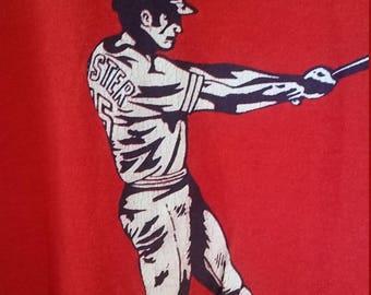 Vintage Cooperstown Baseball Hall of Fame Tshirt