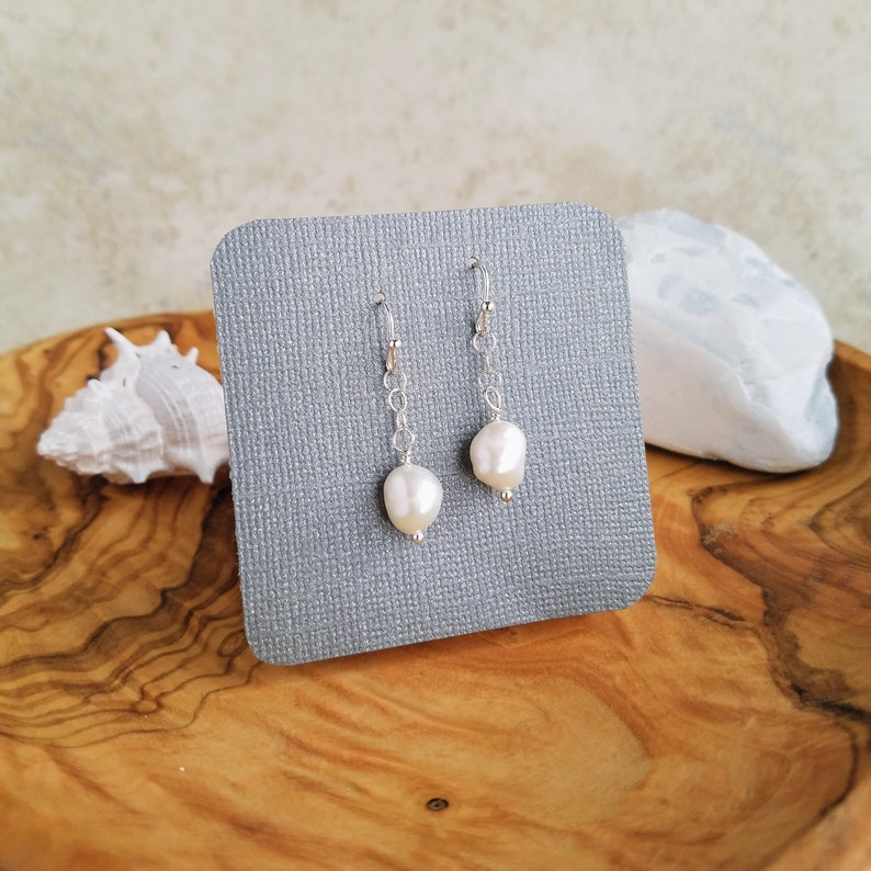 Pearl Earrings FREE Gift with PURCHASE