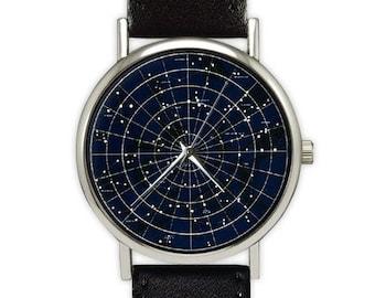 Constellation Watch | Astrology Watch | Zodiac | Space Watch | Ladies Watch | Men's Watch | Birthday | Wedding | Gift Ideas | Accessory