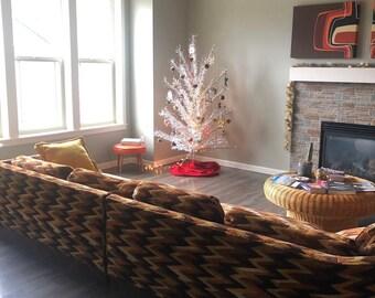 Aluminum Christmas Tree Color Wheel Etsy