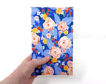 Lined stationery, Writing Journal, Lay flat pages, Lined journal, Lined pages, Lined notebook, Journal to write in, Back to school, AMARI