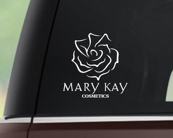 Mary Kay Cosmetics Sticker Etsy