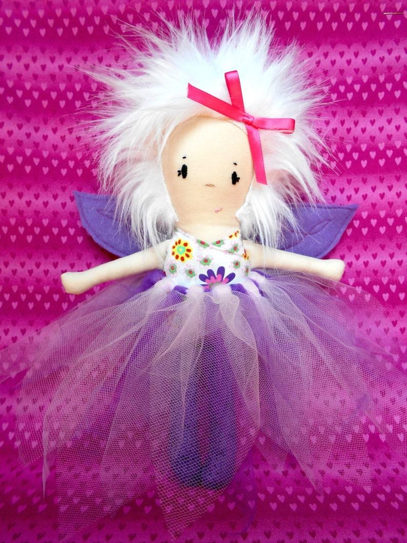 Doll Pattern  Pippa Pixie Doll PDF Sewing Pattern image 0