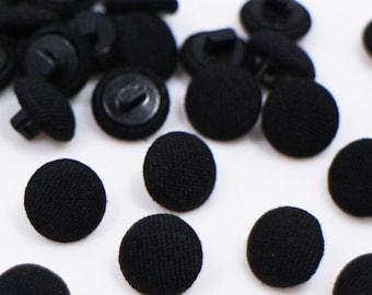 New-Black//Diamante 1.5 cm Shank Buttons Dress Cardigan  Costume Craft