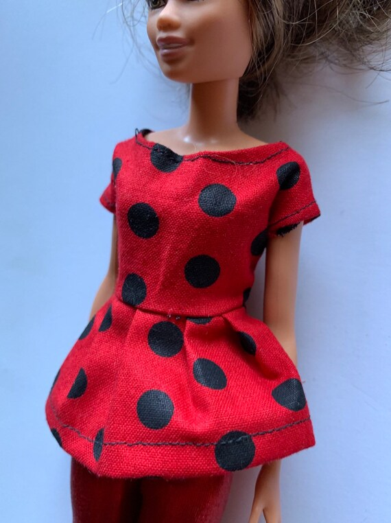 Pink Multi-layer Dress Fashion Off-shoulder Dress For 11.5inch 1:6 Doll Clothes