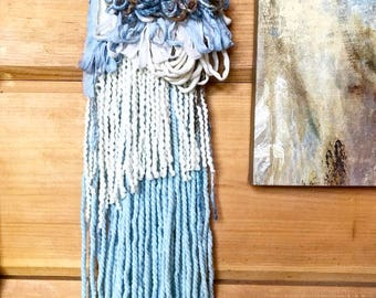 Woven Wall Hanging - Sand & Surf