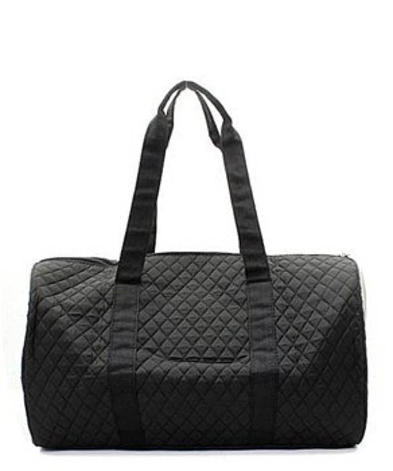 e6179a3af796 Large Quilted Duffle Bag WITH FREE MONOGRAM
