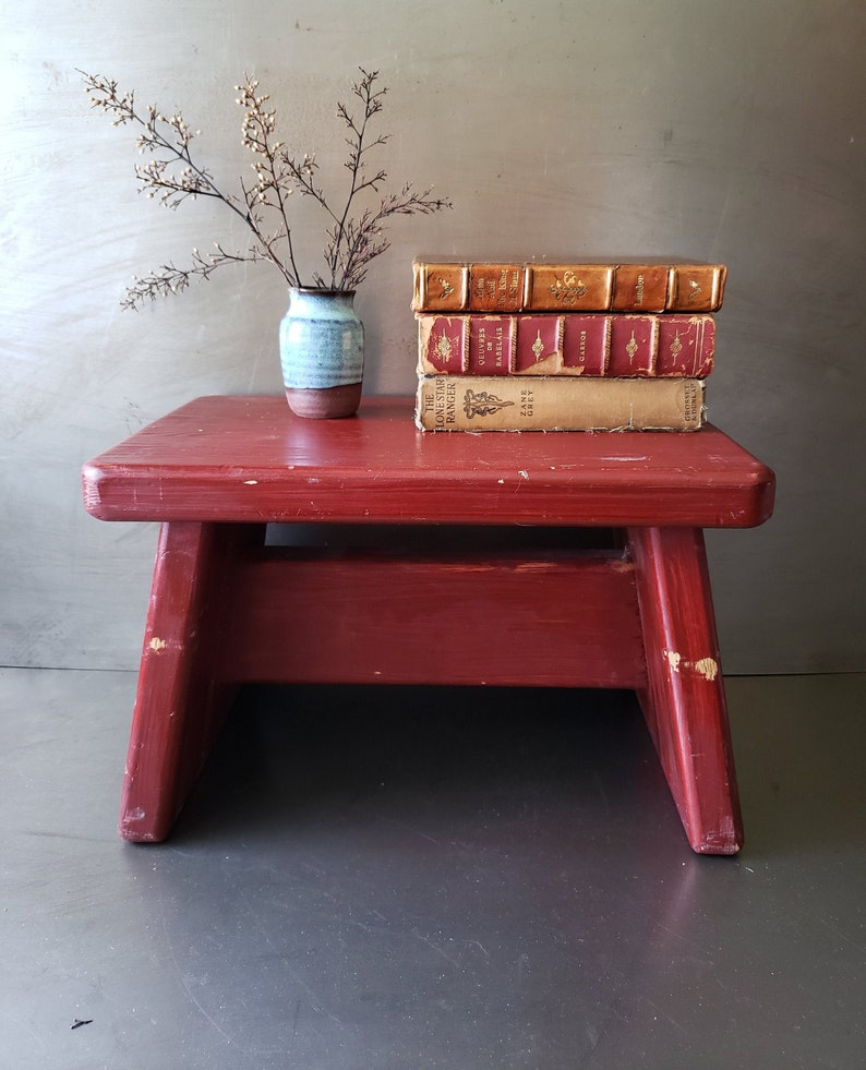 Pleasant Wood Step Stool Wooden Riser Squirreltailoven Fun Painted Chair Ideas Images Squirreltailovenorg