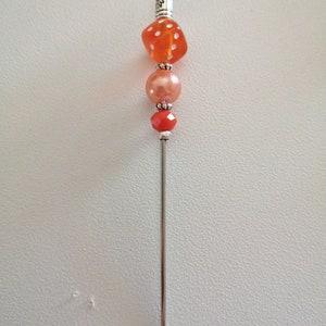 Separator needles for bolillos