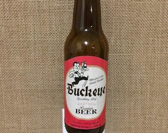 Buckeye 12oz. Glass Bottle Night Light