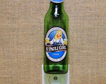 St. Pauli Girl 12oz. Glass Bottle Night Light