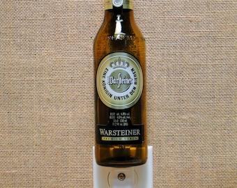 Warsteiner 12oz. Glass Bottle Night Light