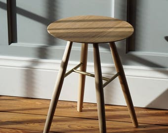 Ladbroke Stool - Oak