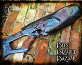 Steampunk Nerf Gun -Gatling Gun Ray Gun - Cosplay