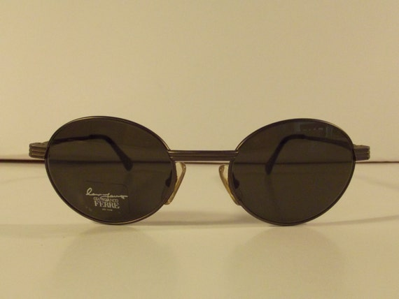 d560dbe392cd3 Gianfranco Ferre Les Jeus Vintage Sunglasses Made in Italy in