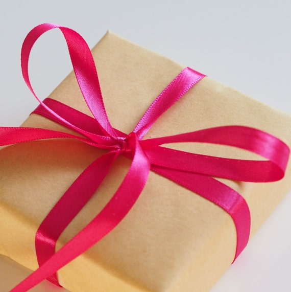 Gift wrapping - per item