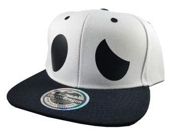 Team Skull Pokemon Beanie Face Snapback Trucker Cap Hat