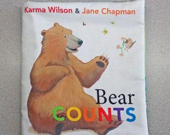 Bear Counts Cloth Book