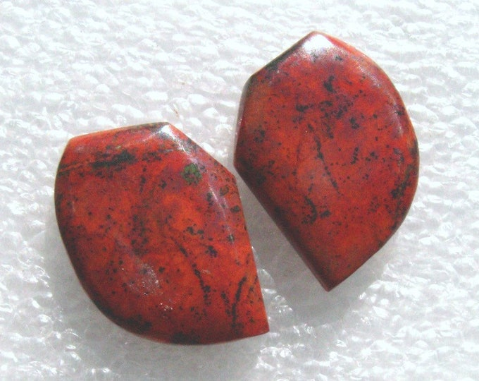 Sonoran Sunrise matching cabochons