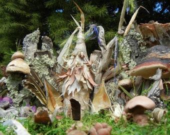 Fairy Paradise, Magical Woodland Scene