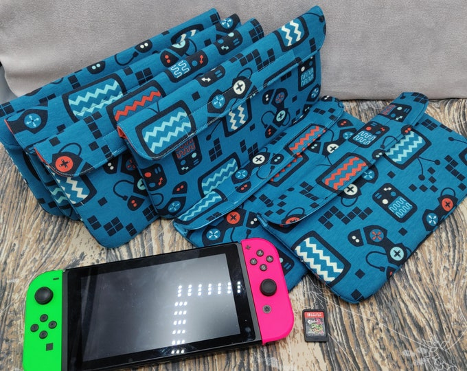 Nintendo Switch Case with 14 game card slots