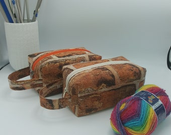 Knitbox, box bag for knitting, crochet or anything you like
