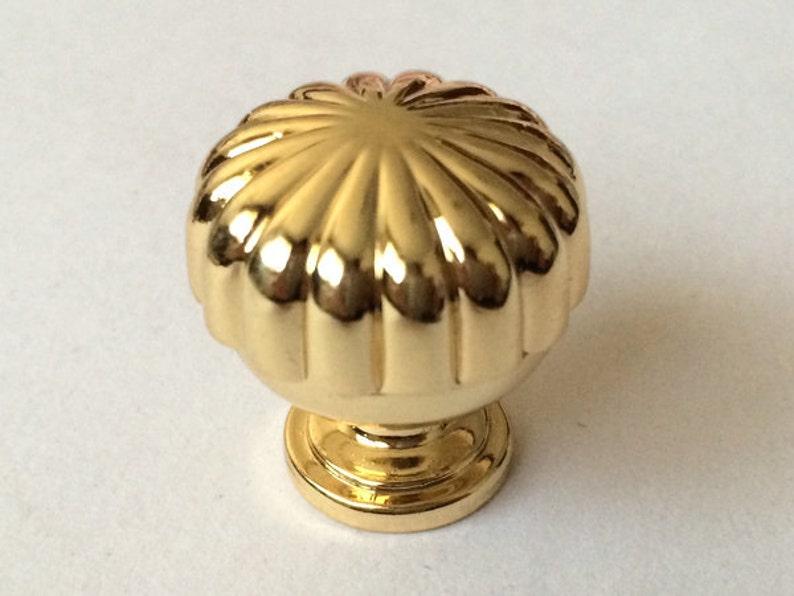Small Knobs Dresser Knobs Drawer Pulls Knob Handles Pumpkin Antique Bronze Silver Black Gold Kitchen Cabinet Door Handle Knob Hardware