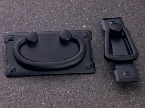 57 76 mm Schwarz Vintage Stil Möbelgriffe Knauf Möbel Knäufe   Etsy