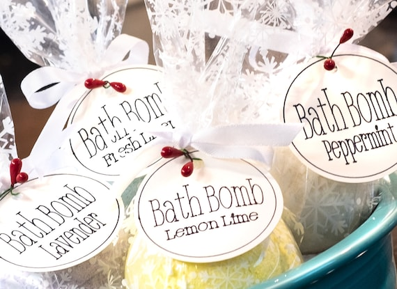 Bath Bombs | 5oz each | Lemon-Lime, Cool Cucumber, Fresh Linen, Peppermint | Limited Supply