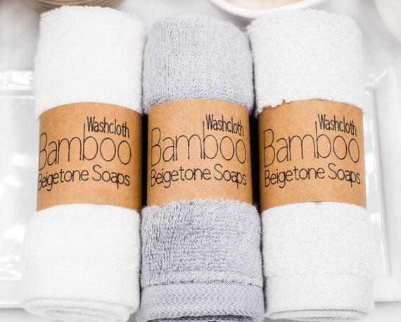 CUSTOM ORDER for Stuart | Super Soft Bamboo Washcloths