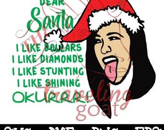 9f08c72de06fd Bad santa hat