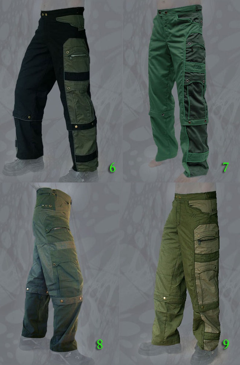 Explorer Pants ~ apocalyptic night out!