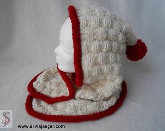 Hooded Scarf = Scoodie - Sweet Fairy