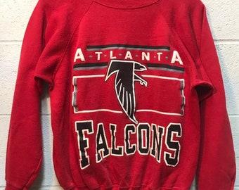 7b2b45cb Atlanta falcons sweatshirt   Etsy