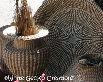 Photo of Sweet Grass Baskets at the Old Market,