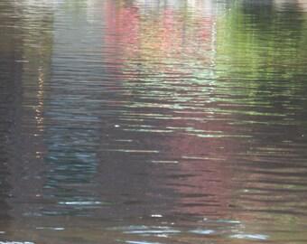 Kayaks, Grand Lake, Colorado.. Photo