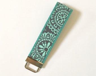 Key fob wristlet, Keychain wristlet