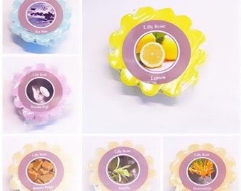 Soy Wax Tart | Lilly Rose