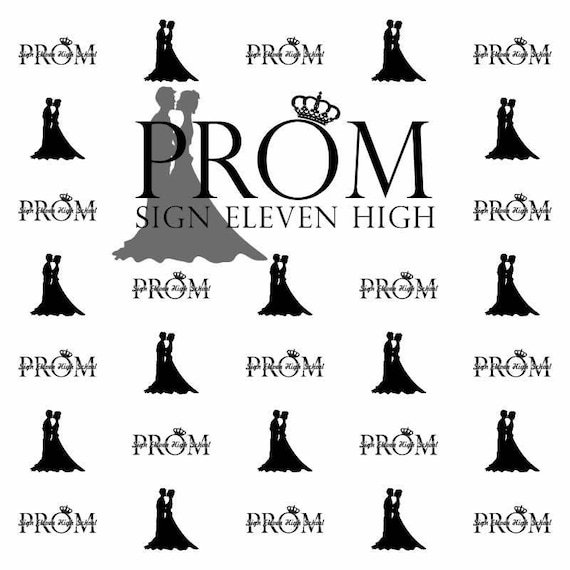 Prom Step And Repeat Backdrop Fast Turnaround High Quality