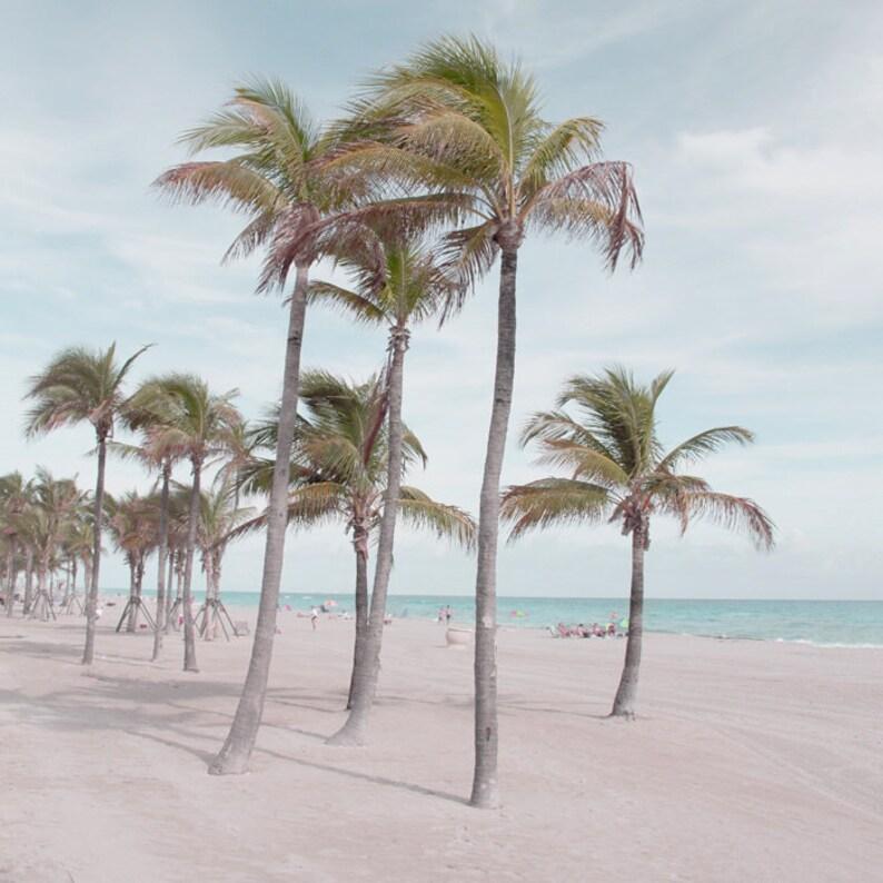 Beach Photography Art Print Picture of Sandy Boardwalk Near Destin Florida