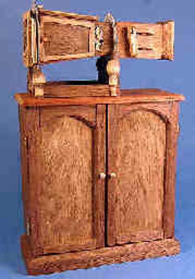 Stereoscope Vintage Style 1//12 Scale Dollhouse Miniature