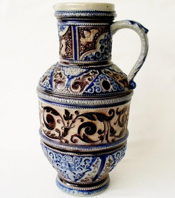 Westerwald pottery germany