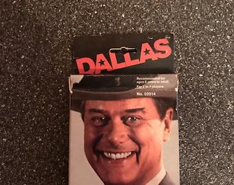 Dallas playing card game