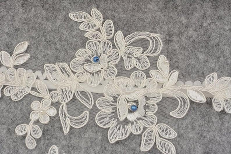 something blue garter bride garter set,toss garter wedding garter set,bridal garter beaded floral garter,garters for wedding