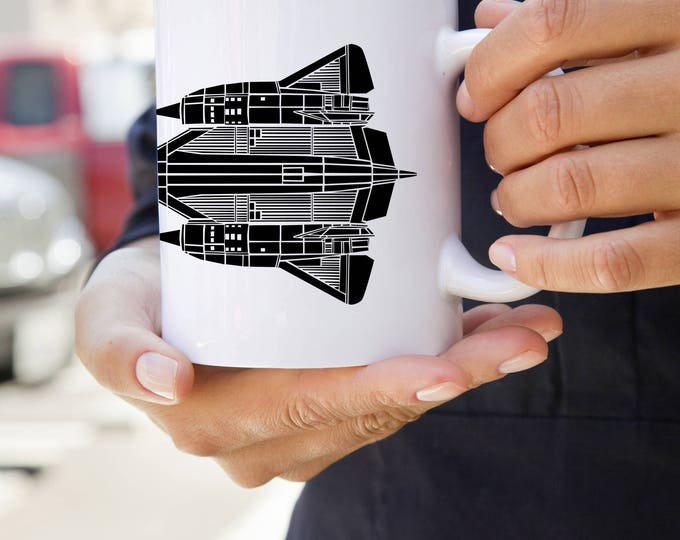 KillerBeeMoto:    Coffee Mug Limited Release SR71 Blackbird Coffee Mug