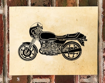 KillerBeeMoto: Limited Print German Engineered Motorcycle 1 of 50