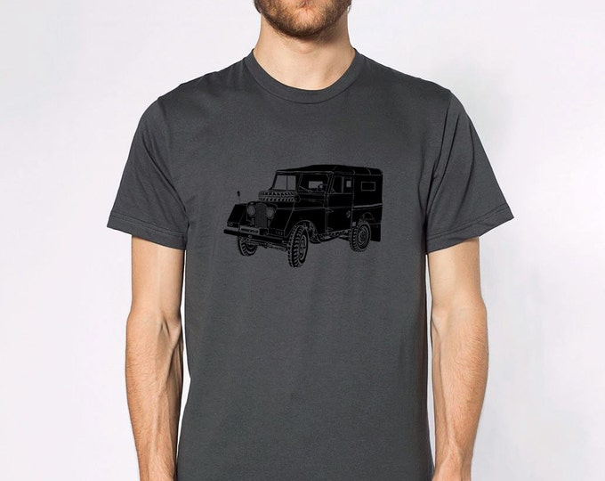 KillerBeeMoto: Minerva Land Rover Short & Long Sleeve Shirts (No Text)